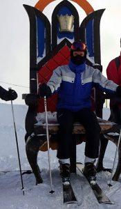Ski-König Ralf